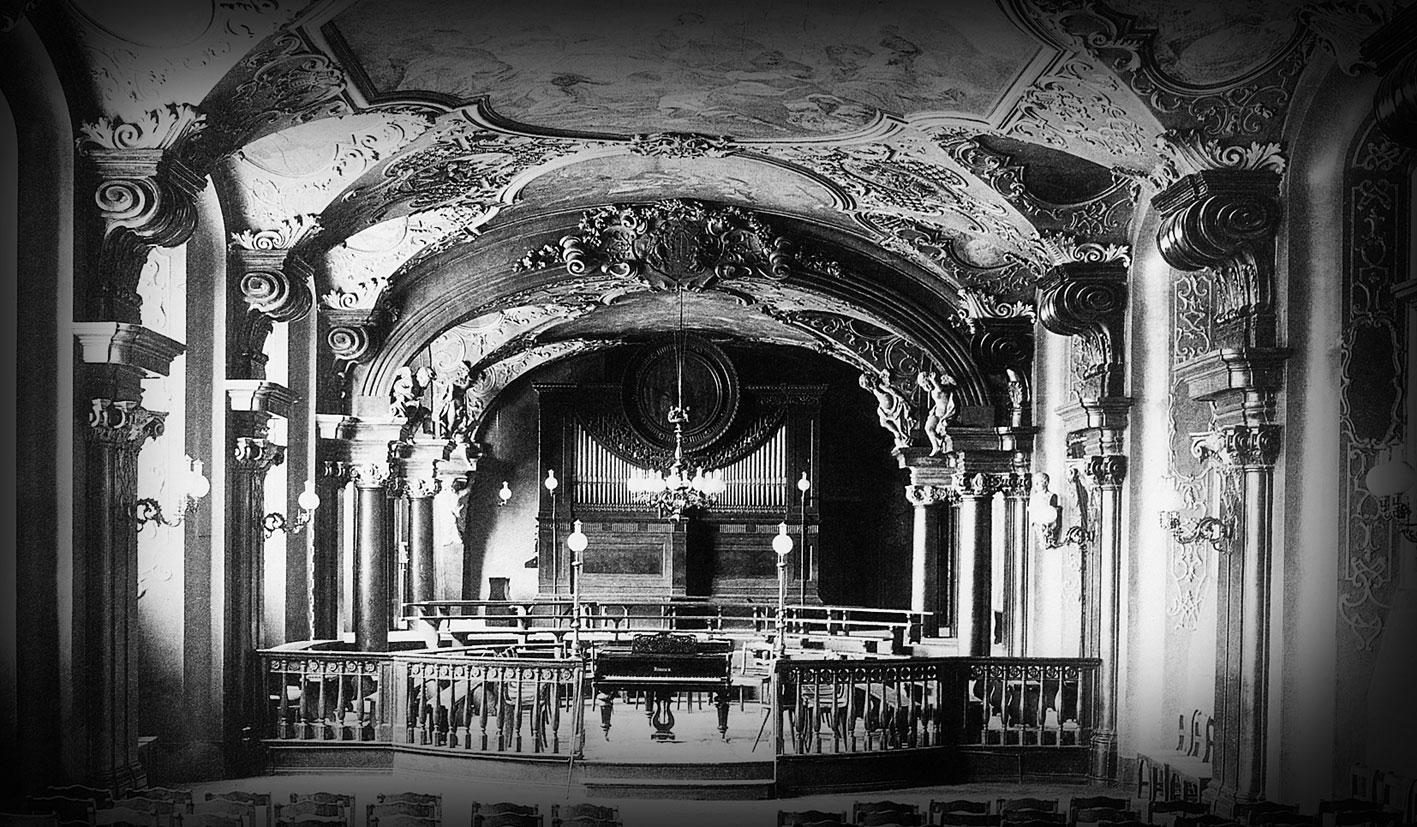 Oratorium Organy z 1833r